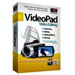VideoPad Video Editor v10.78 Crack + Registration Code [Latest] 2021