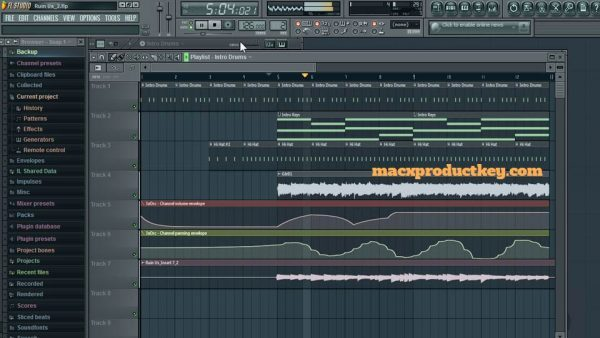 FL Studio 20.1.2.877 Crack & Reg Key Free 2019 [Mac-Win]