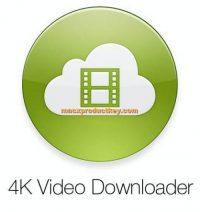 4K Video Downloader 4.16.3 Crack +Registration Key 2021 Free Here!