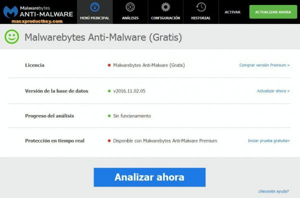 Malwarebytes Anti-Malware 3.8.3.2965 Crack + Keygen Free Download