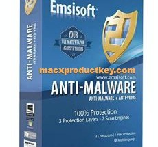 Emsisoft Anti-Malware 2020.8.0.10325 Crack + Serial Key Free [Mac + Win]