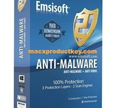Emsisoft Anti-Malware 2020.8.0.10325 Crack + Serial Key Free [Mac + Win]