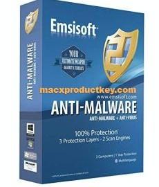 Emsisoft Anti-Malware 2020.9.0.10390 Crack + Activation Code [Mac+Win]