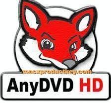 RedFox AnyDVD HD 8.3.7.3 Crack Full Keygen Free 2019 [Mac+Win]