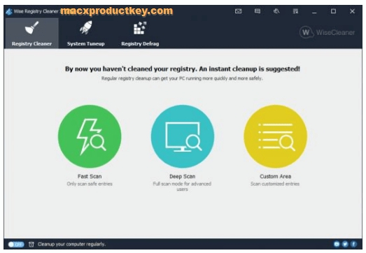 Wise Registry Cleaner 10.3.1 Crack + Activation Key Download [Portable]