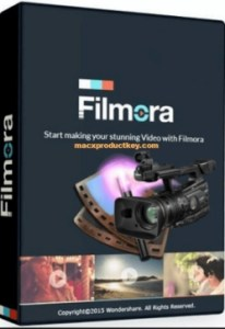 Wondershare Filmora 9.2.1 Crack + Activation 2019 Free [Mac+Windows]