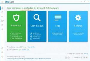 Emsisoft Anti-Malware Crack v2021.8.0.11131 + Activation Code [MacOS]