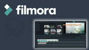 Wondershare Filmora 10.5.3.8 Crack + Registration Code Free 2021