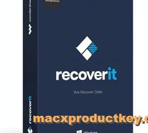 Wondershare Recoverit 9.0.2.3 Crack + Registration Key 2020 [FREE]