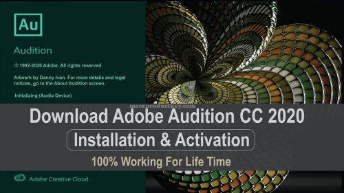 Adobe Audition CC 2020 Build 13.0.12.45 Crack + Patch Full Version