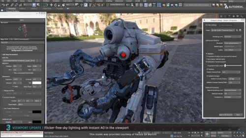 Autodesk 3ds Max 2021.1 Crack + Serial Keygen Latest - [Mac+Win]