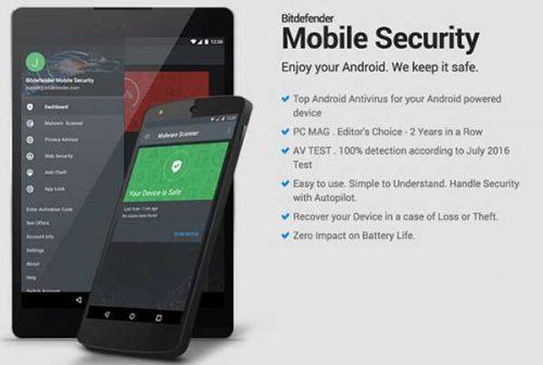 Bitdefender Mobile Security 3.3.112.1502 Crack Full Version {Mac+Win}