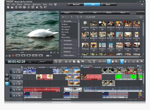 MAGIX Movie Edit Pro 2021 20.0.1.65 Crack + Product Keygen Latest