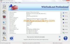 WinTools.net Professional 21.8 Crack + Registration Key (Full Version)