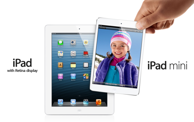 ipad+ipadmini