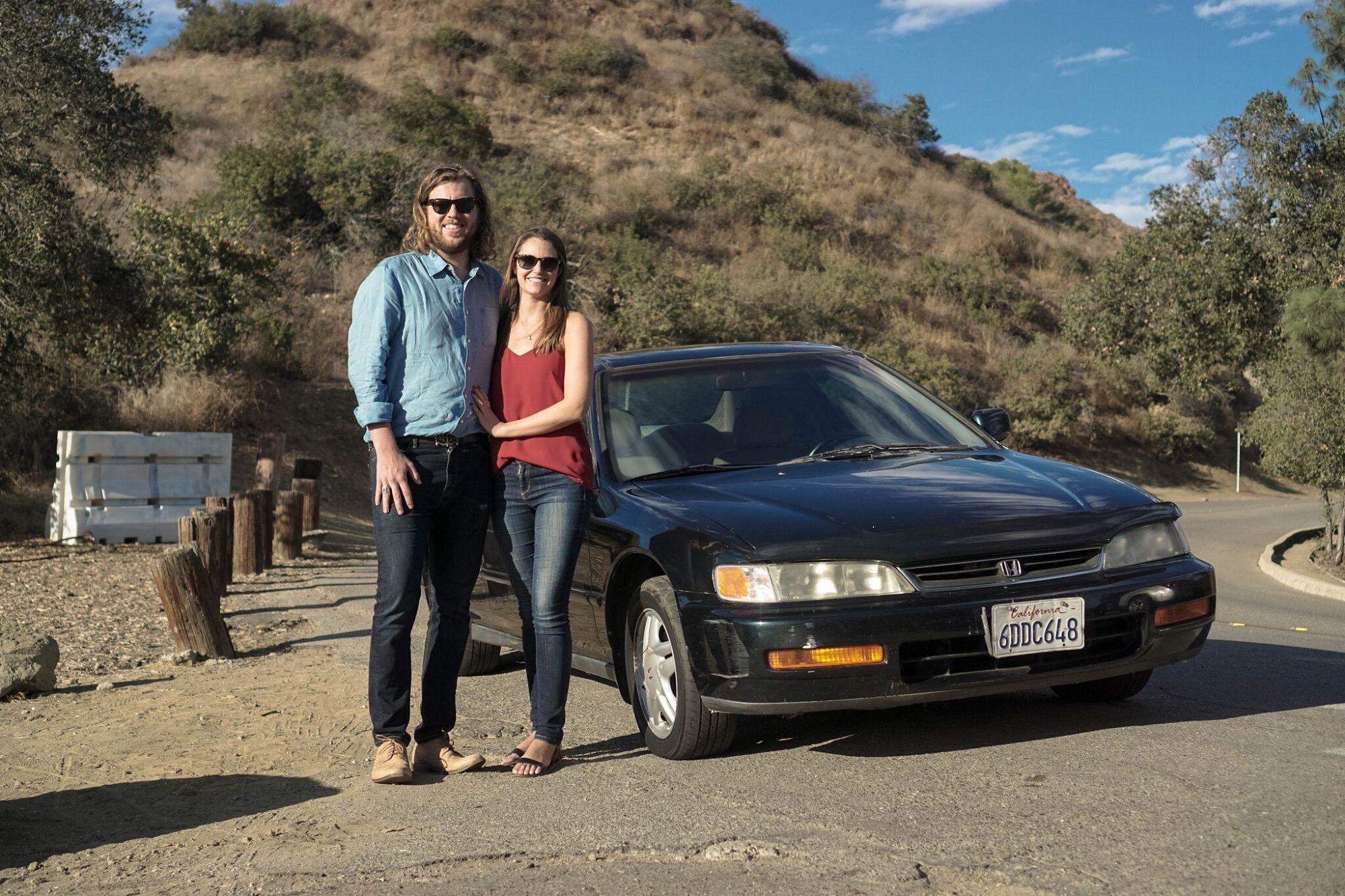 e8fe50aee1 A Guy Created This Brilliant Ad To Sell His Girlfriend s Crappy 1996 Honda  Accord   Got An Offer For  100