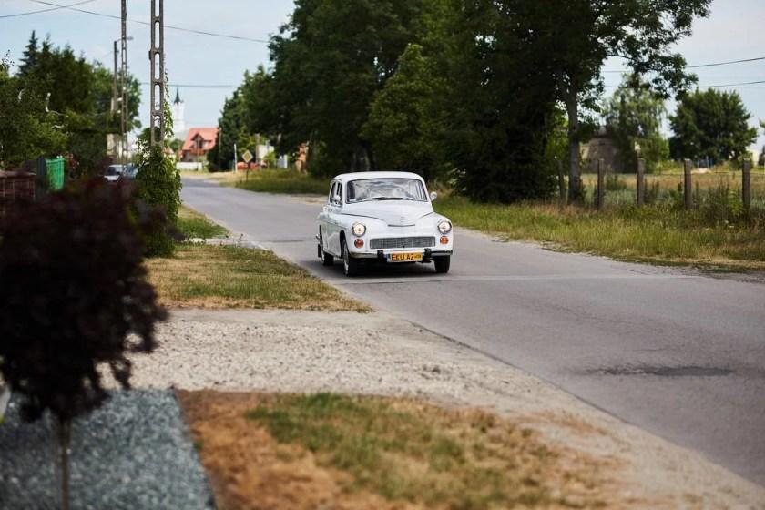 """Ania & Tomek - restauracja """"Nostalgia"""" w Sokolnikach 9"""