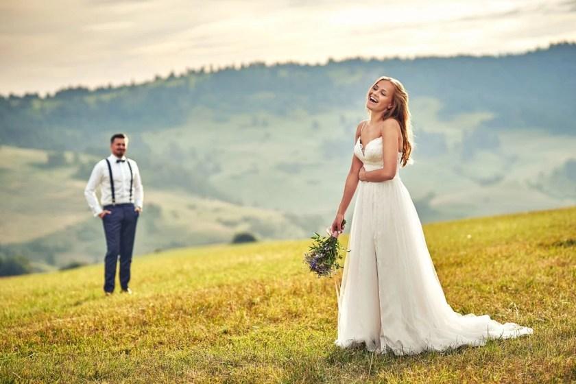 Ania & Tomek - plener w Pieninach 7