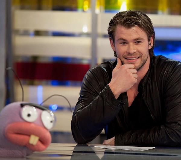 Thor-Star-Chris-Hemsworth-El-Hormiguero-Spain
