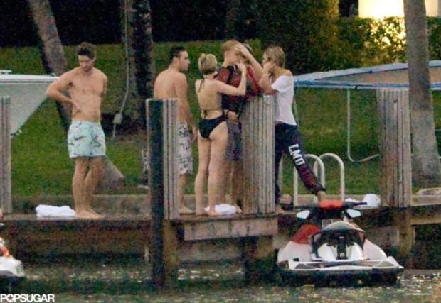 Miley-Cyrus-Patrick-Schwarzenegger-Jet-Skiing-Pictures-5