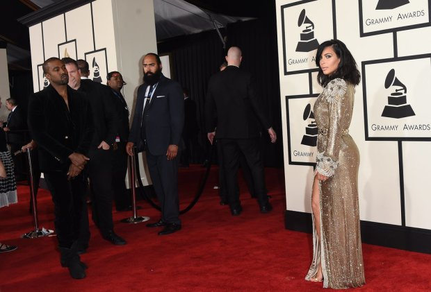 Pictures-Kanye-West-Checking-Out-Kim-Kardashian-7