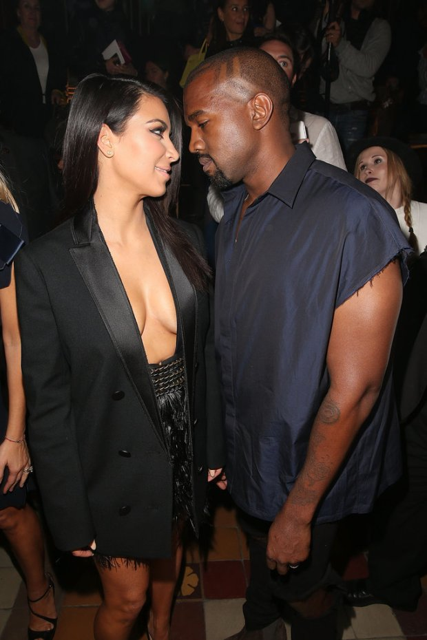 Pictures-Kanye-West-Checking-Out-Kim-Kardashian