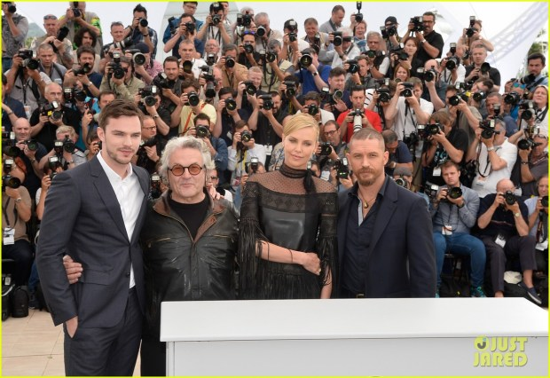 """Mad Max: Fury Road"" Photocall - The 68th Annual Cannes Film Festival"