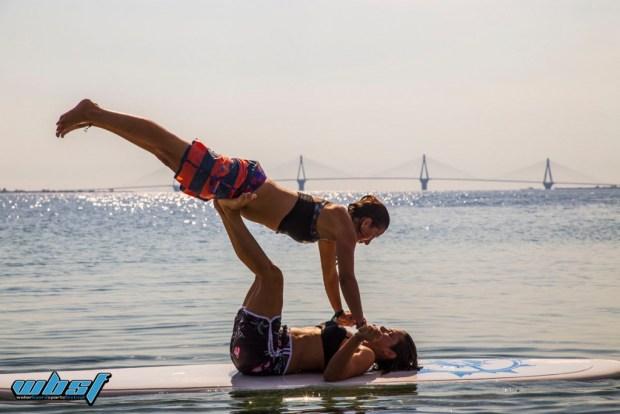 4th kitesurf festival sup yoga2