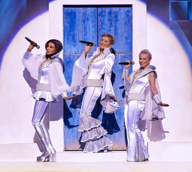 MAMMA MIA!  International Tour