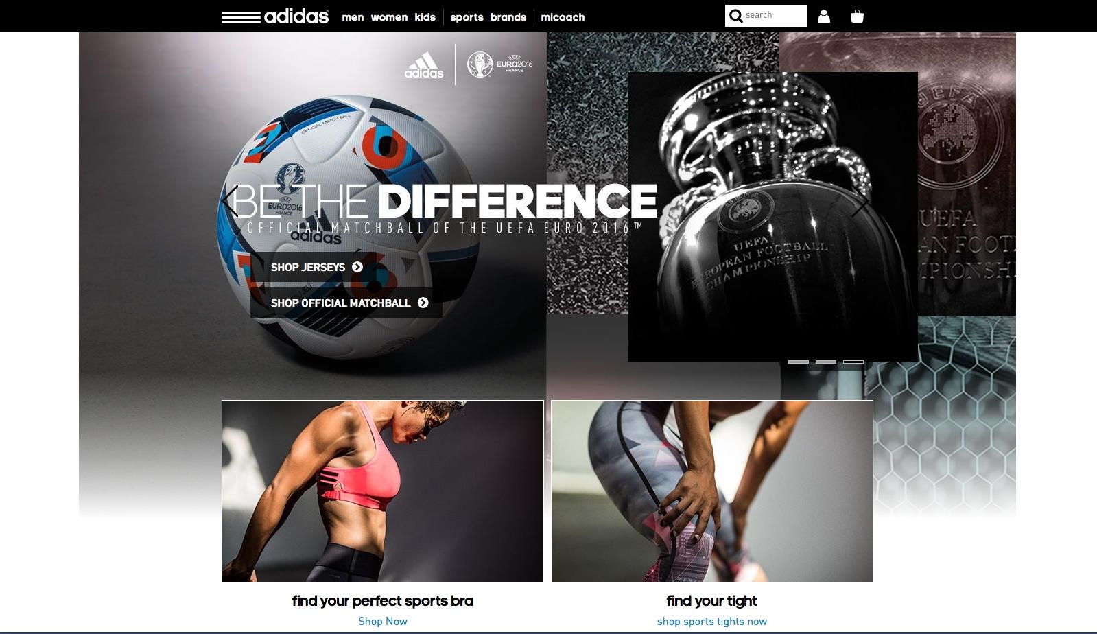 Τώρα τα προϊόντα adidas είναι διαθέσιμα και στην Ελλάδα 24 ώρες το ... 8698b38dfdc