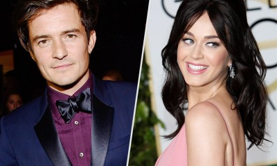 Orlando Bloom και Katy Perry