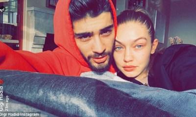 Zayn Malik και Gigi Hadid