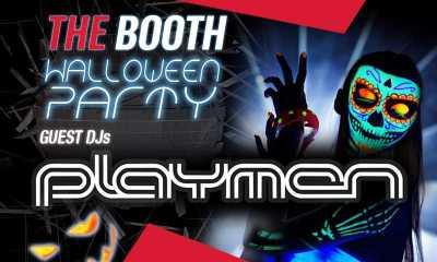 Halloween party με Playmen και Βαγγέλη Κοστοξενάκη