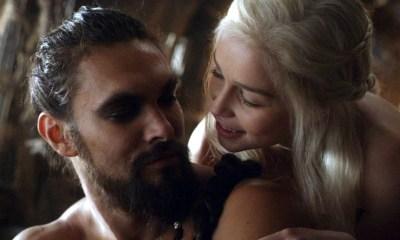 Daenerys και Khal Drogo