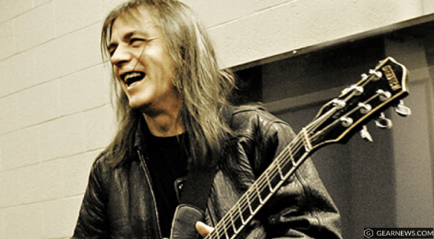 Malcolm Young: Πέθανε ο θρυλικός κιθαρίστας των AC/DC