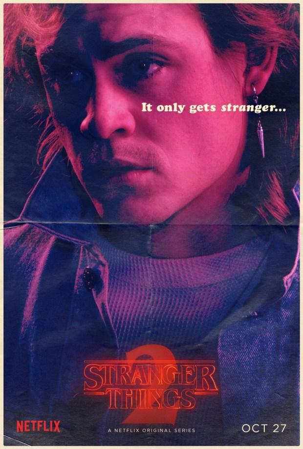Billy από το Stranger Things