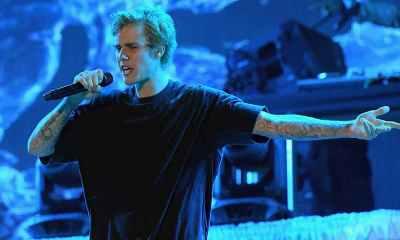 Justin Bieber χορεύει