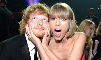 Taylor Swift και ο Ed Sheeran