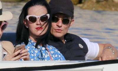 Katy Perry και ο Orlando Bloom