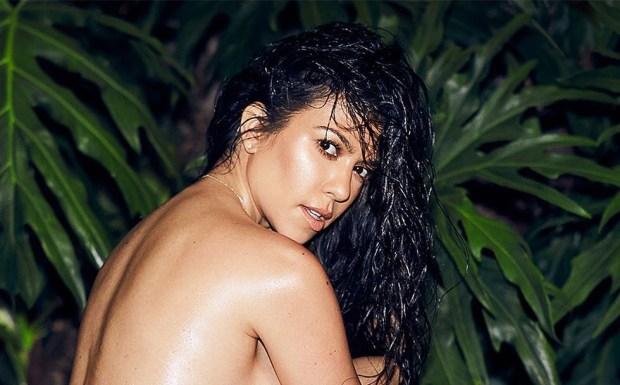γυμνή φωτογραφία ανέβασε η Kourtney Kardashian