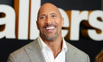 """αφίσα της νέας ταινίας του """"The Rock"""""""