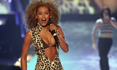 "Mel B: ""Άσπρισε"" το δέρμα της η τραγουδίστρια των ""Spice Girls"";"