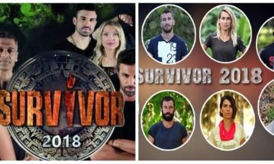 το ελληνικό με το τούρκικο Survivor