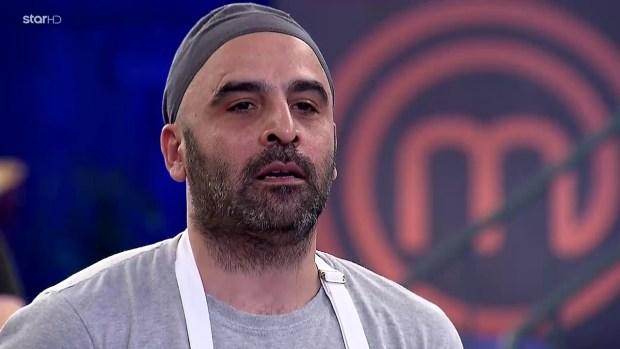 μονταρισμένη κριτική στο Master Chef