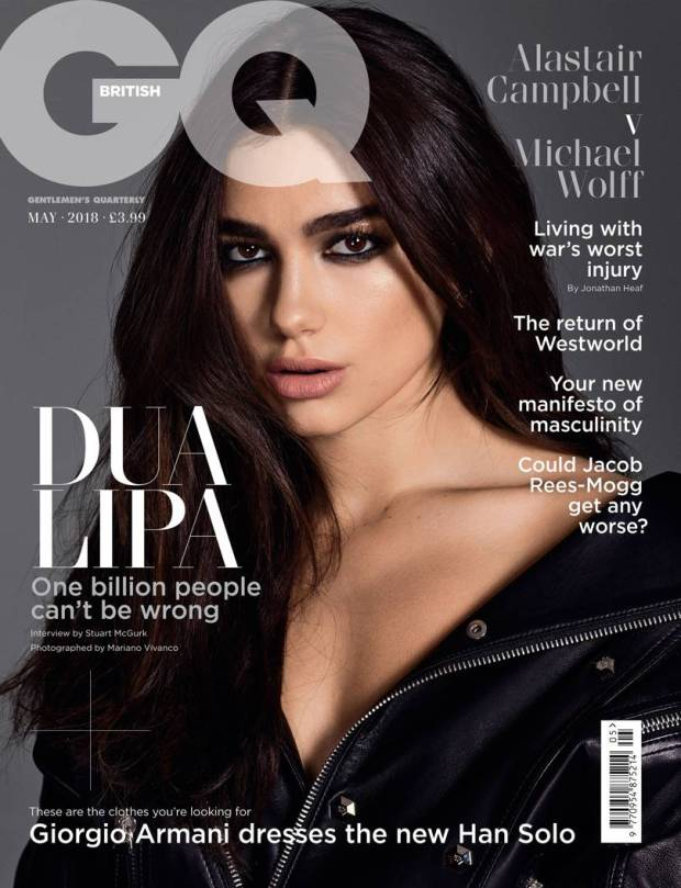 Dua Lipa μιλάει για το 2ο άλμπουμ
