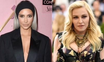 Kim Kardashian και Madonna
