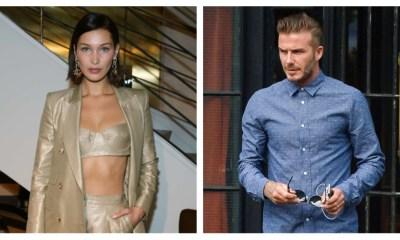 David Beckham γνώρισε τη Bella Hadid