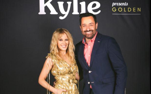 Γεωργαντάς μιλάει για την πρώτη του συνάντηση με την Kylie