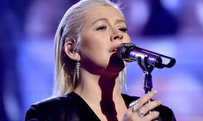η Christina Aguilera ως quest στο Carpool Karaoke