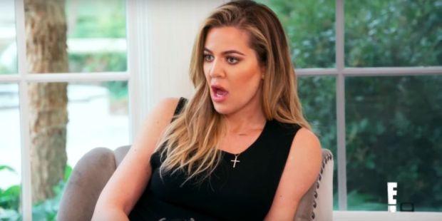 Khloe Kardashian μας δείχνει πώς είναι το σώμα